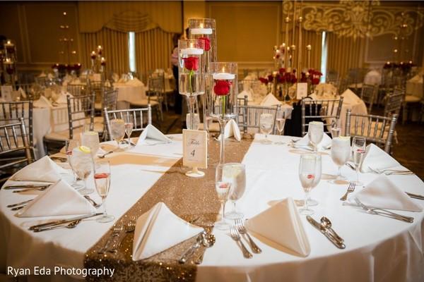 Splendid table decor.