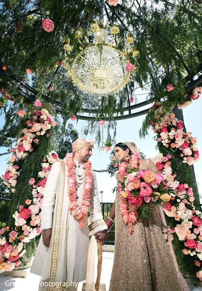 Maharani and Raja wedding photography.