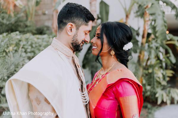 Raja and Maharani looking dazzling.
