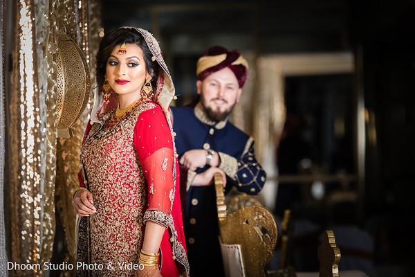 Indian lovebirds wedding photo session.
