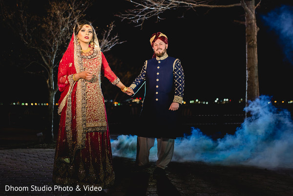 Outstanding Indian couple photo.