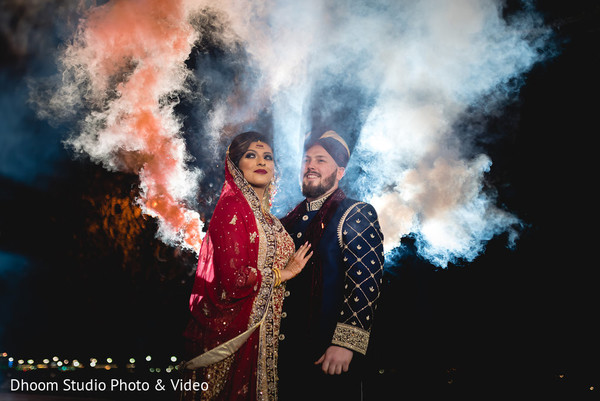 Amazing Indian couple photo shoot.