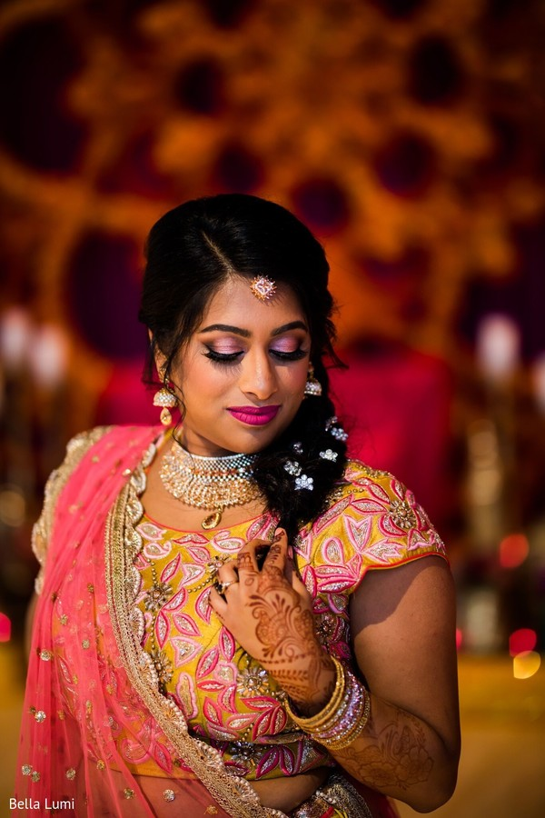 Perfect Indian Bridal Makeup And Hair Photo 253728