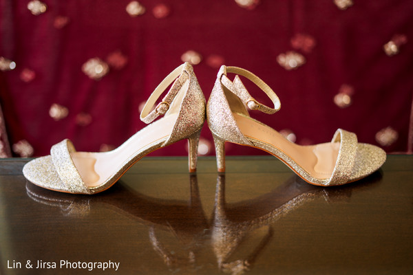 Shoes used by the Maharani.