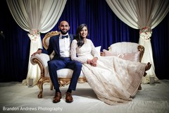 Enchanting Indian couple photo shoot.