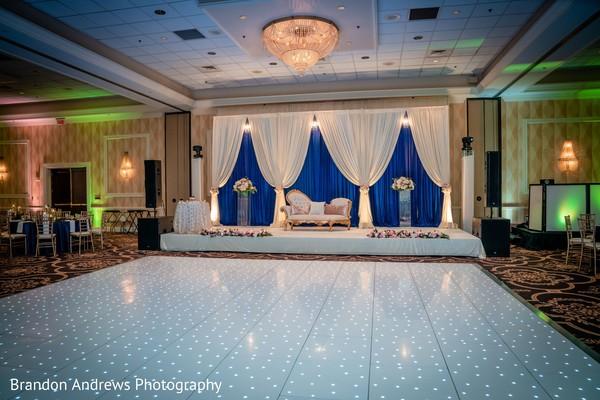 Amazing dance floor.