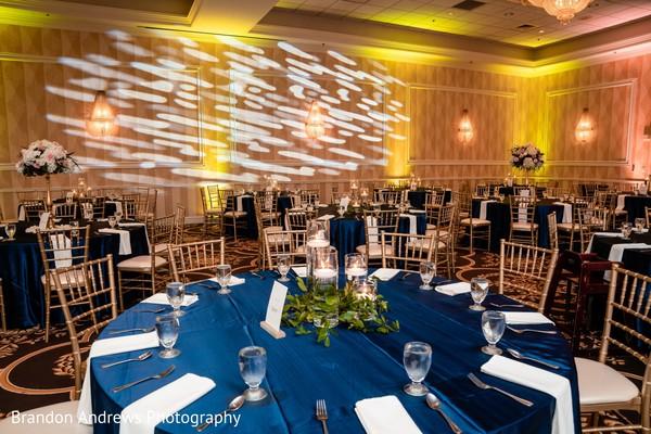 Elegant reception venue.