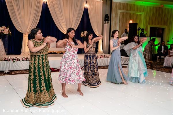 Amazing dance performance.