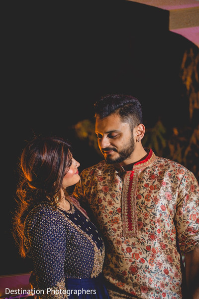 Indian bride and Raja looking fantastic.