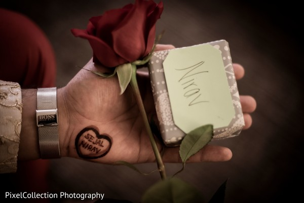 See this adorable gift sent to the groom