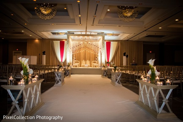 Astonishing indian wedding ceremony venue capture