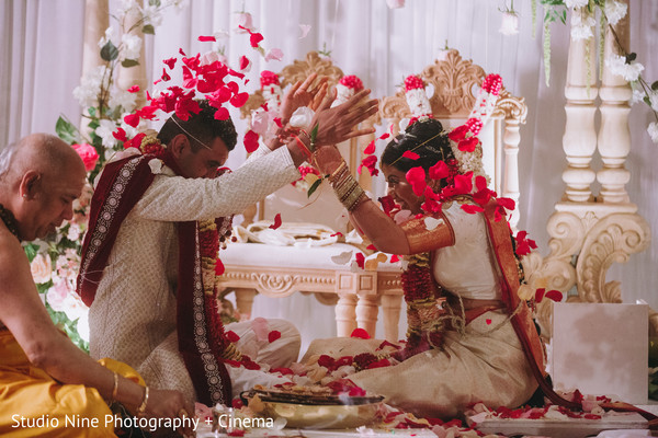 See this romantic bride and groom capture