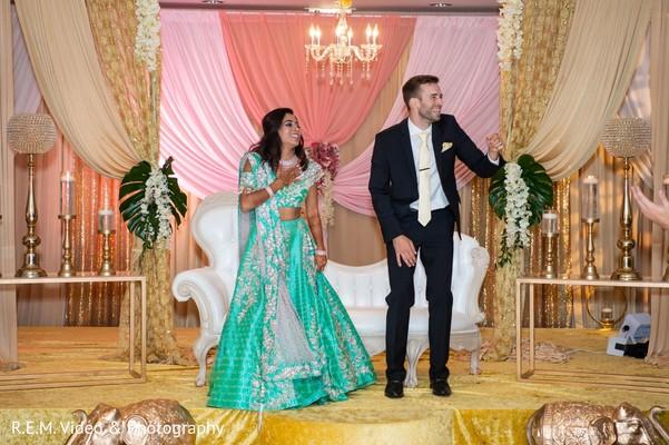 Indian groom wedding speech.