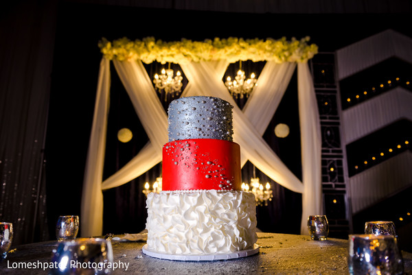 Cake design of the gala.