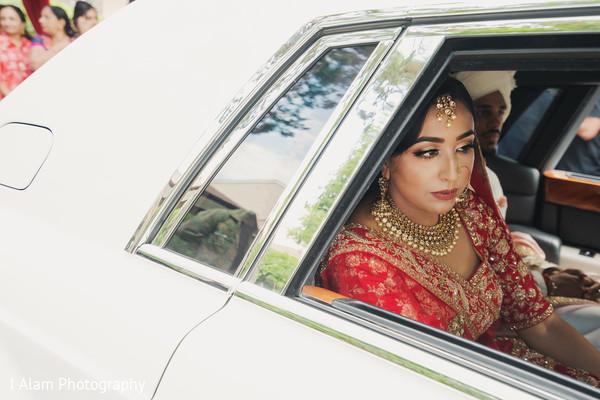 Maharani after the ceremony.