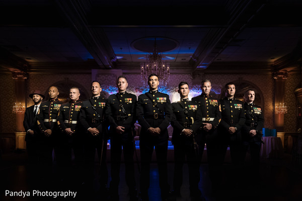 Amazing groomsmen photo shoot.