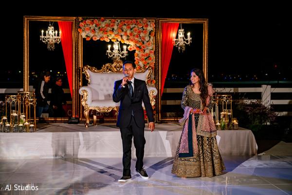 Indian groom speech moment