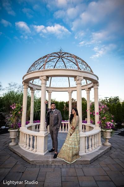 Indian wedding reception fashion ideas.