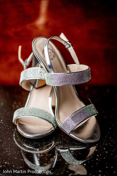 Maharani's shoes