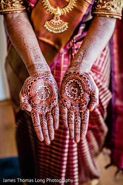 Maharani's henna art design ideas.