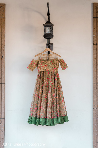 Anarkali worn by our maharani.