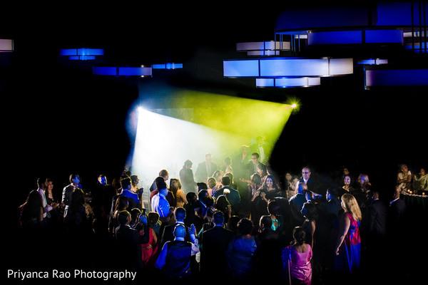 Dance floor's lighting decor ideas.