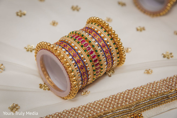 The bracelet to be used by Maharani