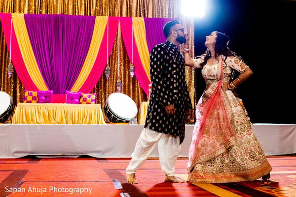 Performance by Maharani and Raja.