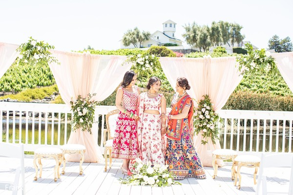 Indian bridesmaids ideas
