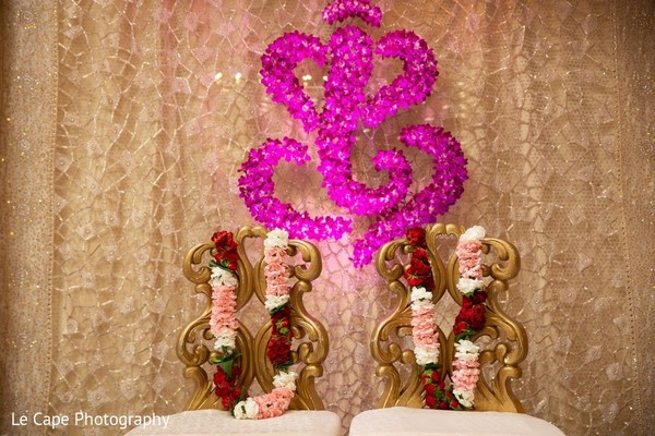 Fucsia color Ganesh