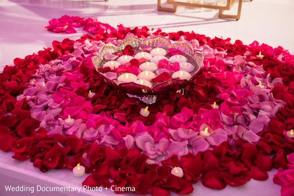 Indian wedding roses traditions