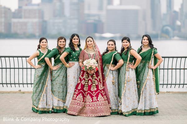 Maharani's wedding Bridesmaids