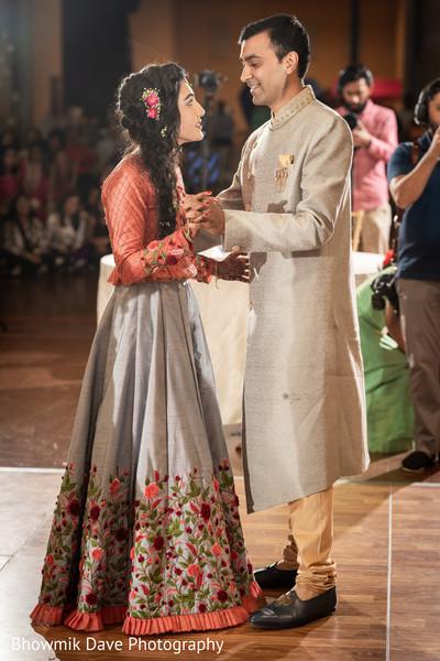 Phenomenal Indian first dance portrait