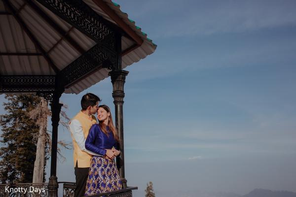 Fantastic Indian bride and groom capture
