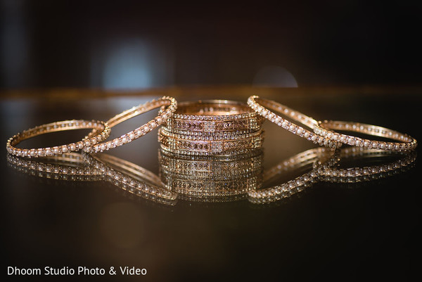 Bracelets to be worn by the Indian bride