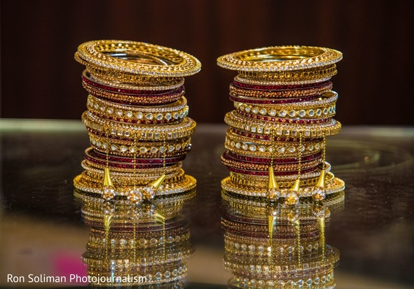 Bracelets to be worn by Maharani