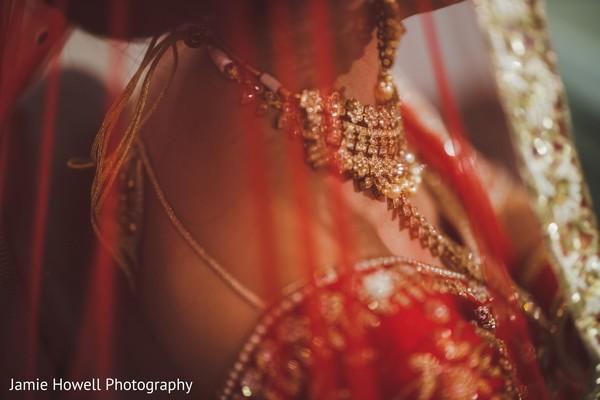 Maharani behind her veil