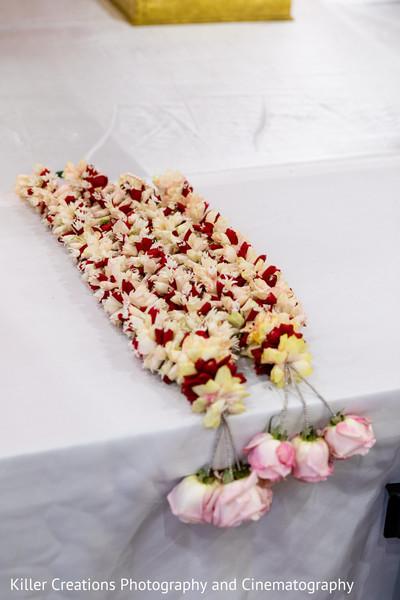 Garlands used in Hindu wedding.