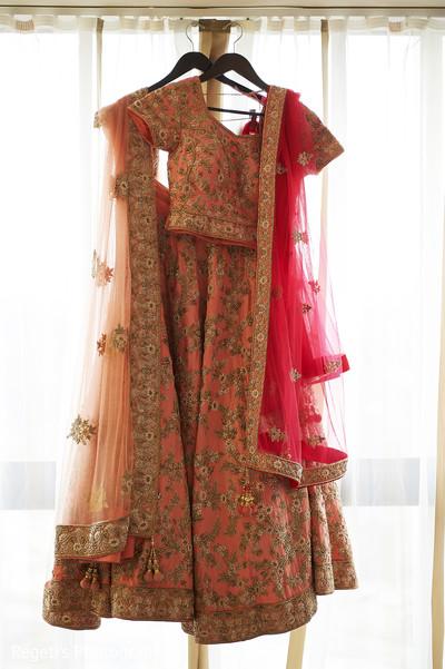 Lengha worn by Maharani.