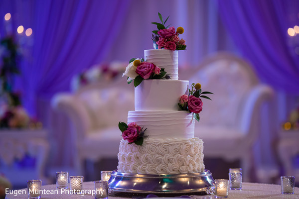 Indian wedding cake photography