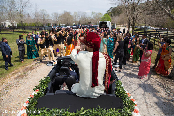 Baraat celebration photography.