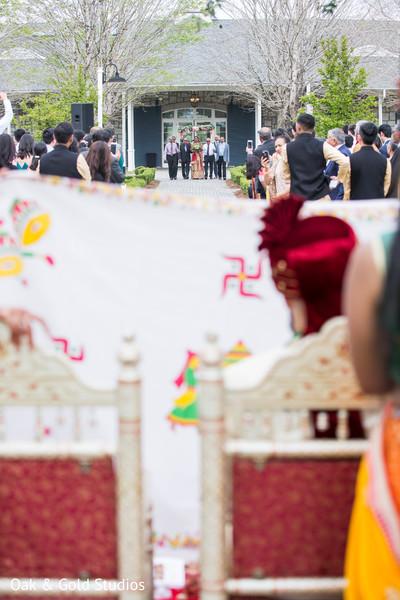 Indian's Bride Arrival