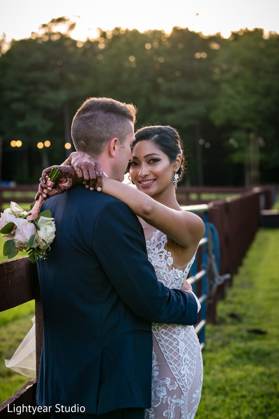 Indian couple outdoor photography
