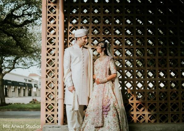 Indians couple outdoors photoshoot.