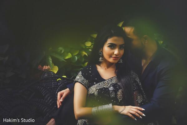 Beautiful Maharani on her engagement outfi