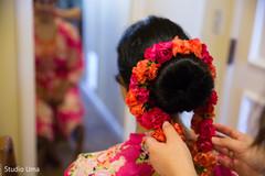 Terrific Inspiration Photo Gallery Indian Weddings South Indian Bride Short Hairstyles Gunalazisus