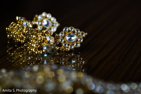 Bridal Jewelry in Orlando, FL Indian Wedding by Amita S. Photography
