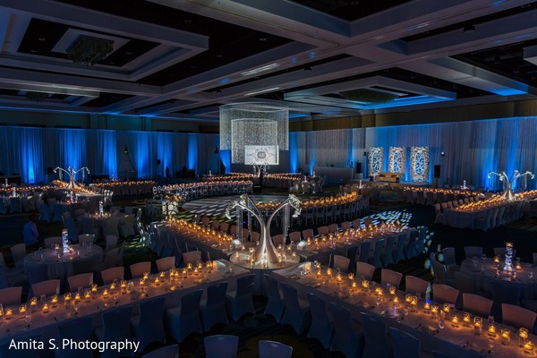 Venue in Orlando, FL Indian Wedding by Amita S. Photography