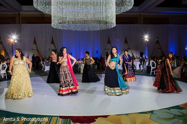 Reception in Orlando, FL Indian Wedding by Amita S. Photography