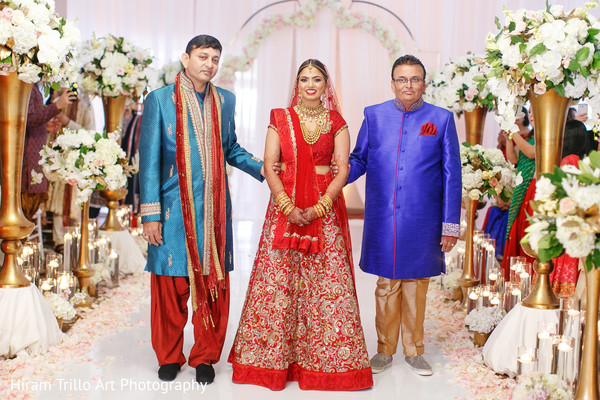 Indian wedding ceremony in El Paso, TX Indian Wedding by Hiram Trillo Art Photography